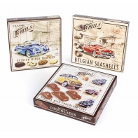 Wheels mixed chocolate (650g)